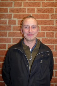 Gerätewart Andreas Schmidt