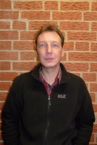Kassenwart Frank Hennings